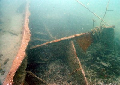 Dredger Wreck