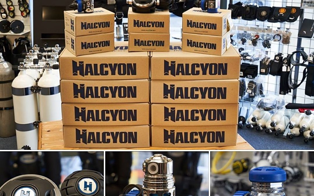 New Halcyon Regs