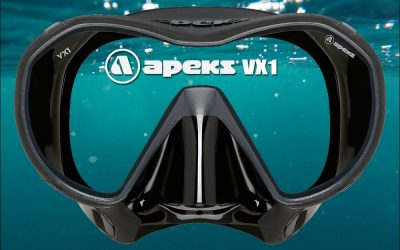 Apeks VX1 Mask 2019