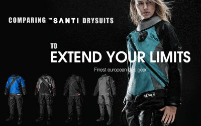 Compare Santi Drysuits