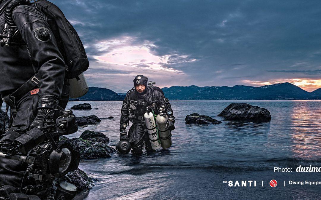 Why SANTI Diving?