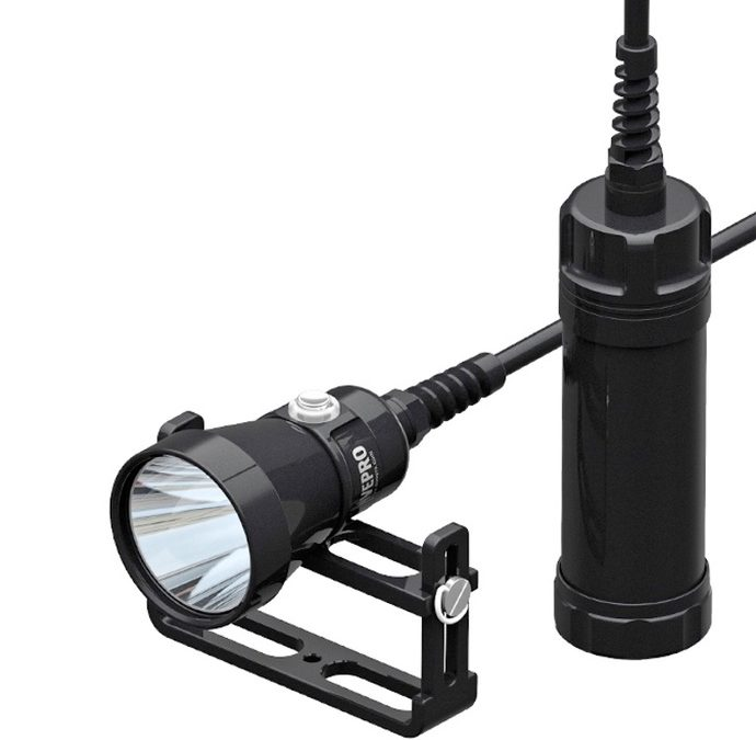 DivePro CL4200 Torch