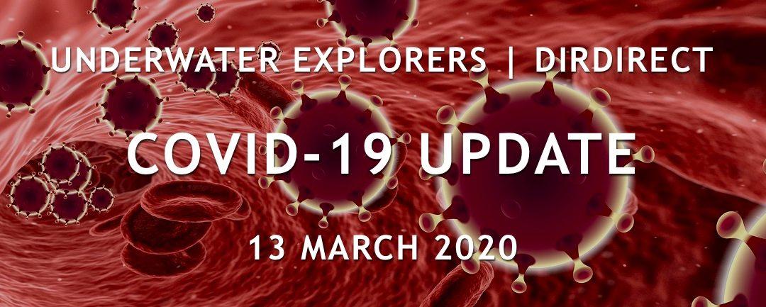 Covid-19 Update 1