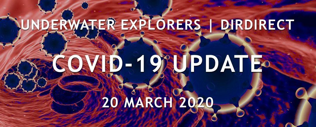 Covid 19 Update 2