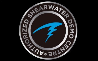 We're a Shearwater Demo Centre!
