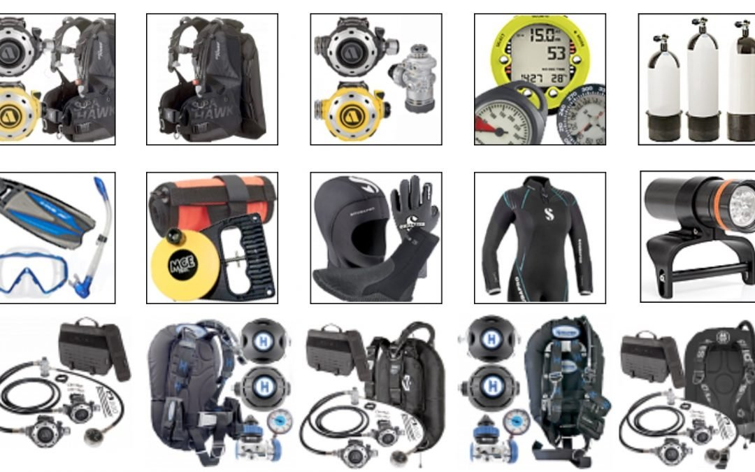 2021 Scuba Diving Packages