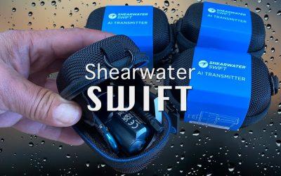 Shearwater Swift Transmitter